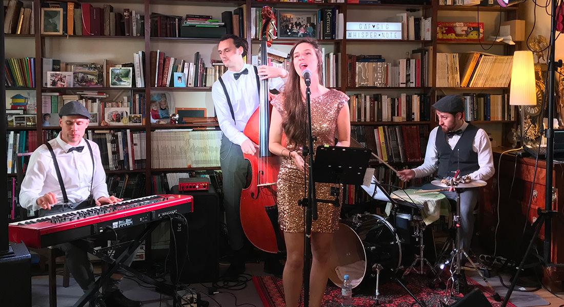 orchestre de jazz parisien